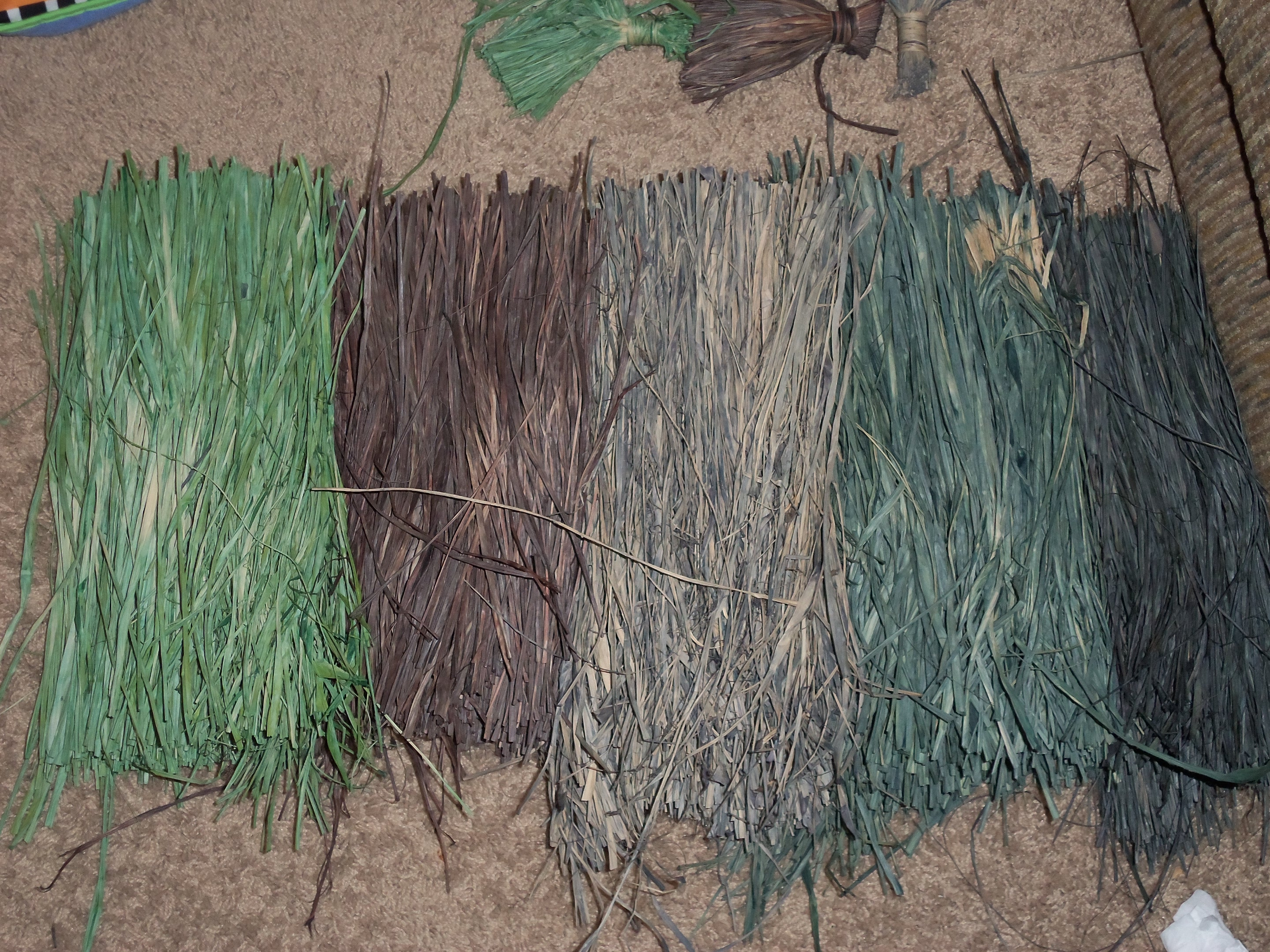 building a superior quality ghillie suit | David P  Roberts